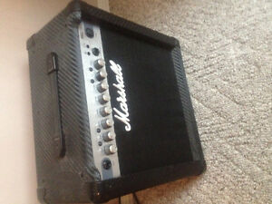 Marshal mgcfx15 like new!