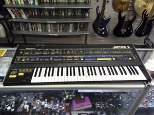 Jupiter 6 Synth/Keyboard (need repairation)