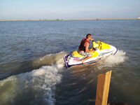 1995 Bombardier Seadoo XP 720cc (With Ownership)
