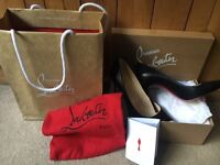 Genuine LOUBOUTIN heels with receipt! ❤