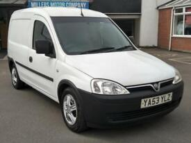 2003 Vauxhall Combo 1.7Di Panel van | Diesel | Manual | White