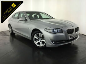 2012 62 BMW 520D EFFICIENT DYNAMICS DIESEL 1 OWNER SERVICE HISTORY FINANCE PX