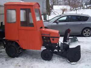 tracteur ariens gt-16