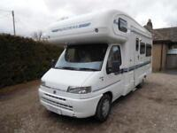 Auto Trail Cheyenne 634 rear lounge coachbuilt motorhome for sale ref; 15163