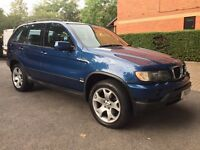 BMW X5 3.0i sport **P/X WELCOME**