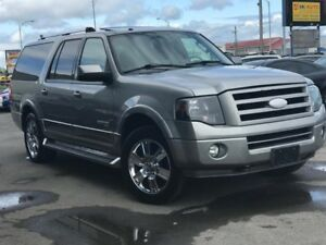 2008 Ford Expedition Max Limited 4X4 7 pass, FINANCEMENT MAISON
