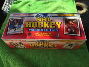 Collectable Hockey Card Sets
