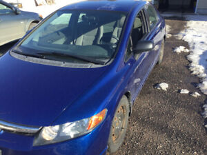 2007 Honda Civic ***Safety Certified***