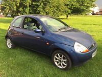 2008 Ford KA