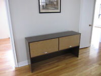 commode, table console, rangement