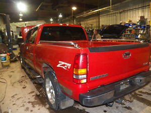2003 gmc sierra 1500 parting out