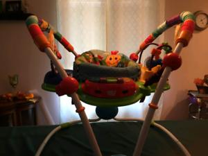 Baby einstein saucer