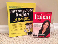 Italian Language Learning Material