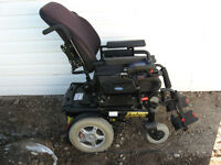 Power electric wheelchair