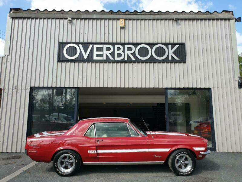 1968 Ford Mustang GT/CS GENUINE California Special SHELBY | in Chipping  Campden, Gloucestershire | Gumtree
