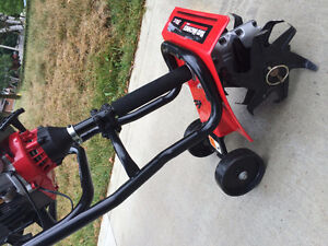 NICE YARD MACHINES MINI TILLER 31 cc