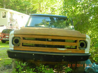 VERY RARE 1967 Chevy KS10 Panel Truck VERY RARE