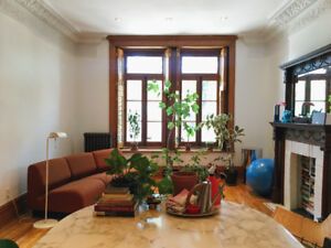 Exceptional 4 1/2 in Westmount / St Henri - Sept lease transfer