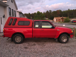 2003 Mazda B3000 Dual Sport - 5 speed manual