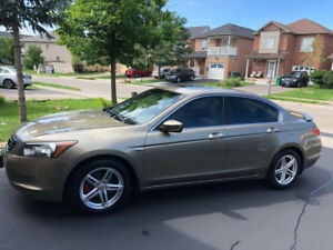 Honda Accord 2008 - Very Clean, Lot of Extras