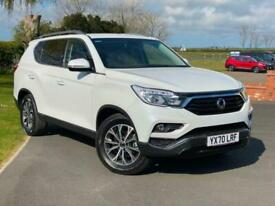 image for 2020 Ssangyong Rexton 2.2 Ice 5dr Auto ESTATE Diesel Automatic