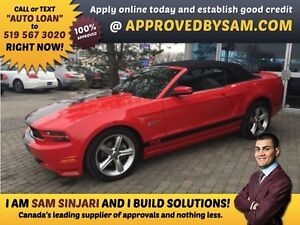 GT STANG - HIGH RISK LOANS - LESS QUESTIONS - APPROVEDBYSAM.COM Windsor Region Ontario image 8