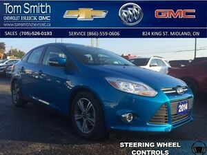 2014 Ford Focus SE   -  LOW KMS