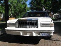 1981 tunderbird landau coupe