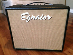 Egnater tweaker tube amplifier