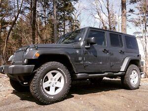 Jeep RIMS 18'' 5x127 Negotiable Gatineau Ottawa / Gatineau Area image 2