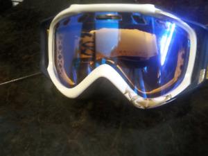 Smith snow goggles