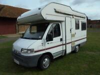 1997 Swift Lifestyle 4 Berth Motorhome with End Lounge SOLD