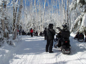 Snowmobilers Paradise Cottage Rental