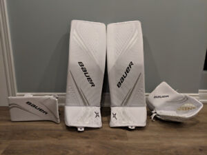 Bauer Vapor 2X Pro - Goalie Set (Brand New)