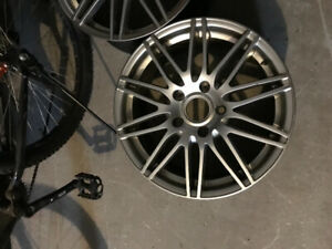 Volkswagen Touareg Audi Q7 porsche mag rim wheels 18 inch pouce