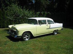 1955 Chevrolet Belair Post