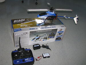 Blade SR Remote Control Helicopter