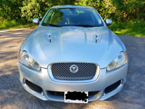 2010 Jaguar XFR supercharged 510hp