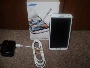 SAMSUNG GALAXY NOTE II SMARTPHONE 64 GB LIKE NEW COND.