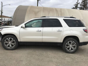 2014 GMC ACADIA SLT for parts