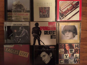 CD COLLECTION - AWESOME AND ECCLECTIC - buy some, or buy all