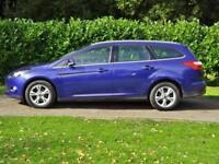 Ford Focus Zetec Econetic 1.6 Tdci DIESEL MANUAL 2014/14