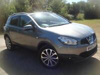Nissan Qashqai 2.0dCi 2WD Tekna, F.S.H. LEATHER, 98K.HPI CLEAR, PAN ROOF,CONNECT