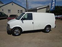 2005 GMC Safari Cargo Van Ready To Work Lease To Own