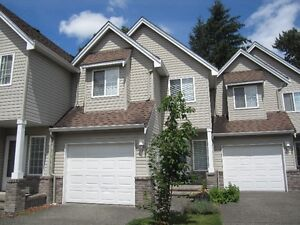 Gorgeous 2-storey Chilliwack townhouse only $389,900