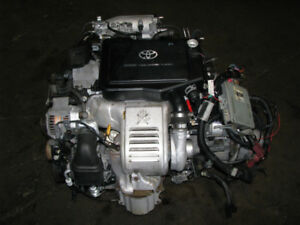JDM Toyota 3SGTE Engine and 5Speed AWD Transmission ST205 Celica
