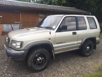 Isuzu Trooper 3.1D
