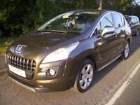 Peugeot 3008 1.6HDi ( 112bhp ) SUV AUTOMATIC Exclusive