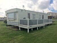 Cheap static caravan for sale northeast coast pet friendly beach access not haven