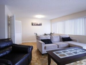 ALL INCLUSIVE APARTMENT TO RENT POINTE-CLAIRE|POOL|GYM|GARDEN